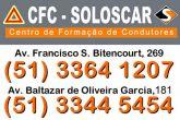 CFC Soloscar - Centro de Formação de Condutores
